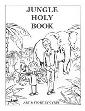 Jungle Holy Book Book Cover