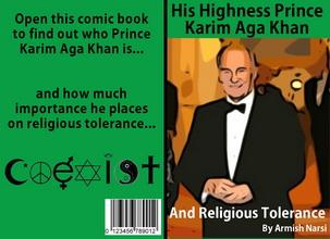 Prince Karim Aga Khan Book Cover