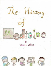 The History of Medicine Book Cover