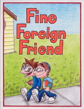 Fine Foreign Friend Book Cover