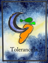 Tolerance is... Book Cover